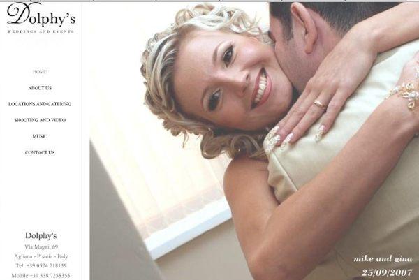agenzia organizza matrimonio